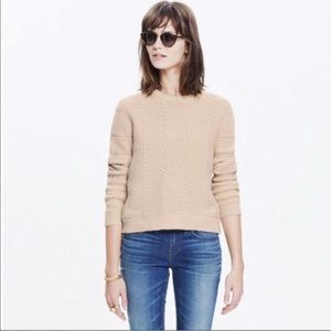 Madewell Guideway Pullover Sweater